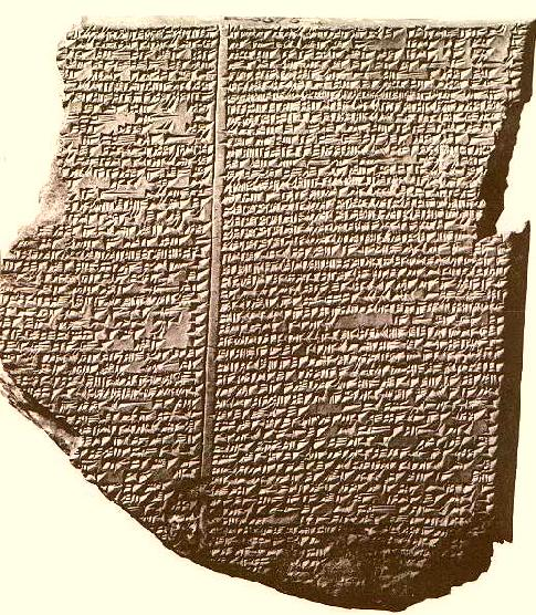 "the story of the flood in bothe in the epic of gigamesh Indeed, both noah and his babylonian counterpart utnapishtim are warned  about the  t frymer-kensky, ""what the babylonian flood stories can and  cannot."